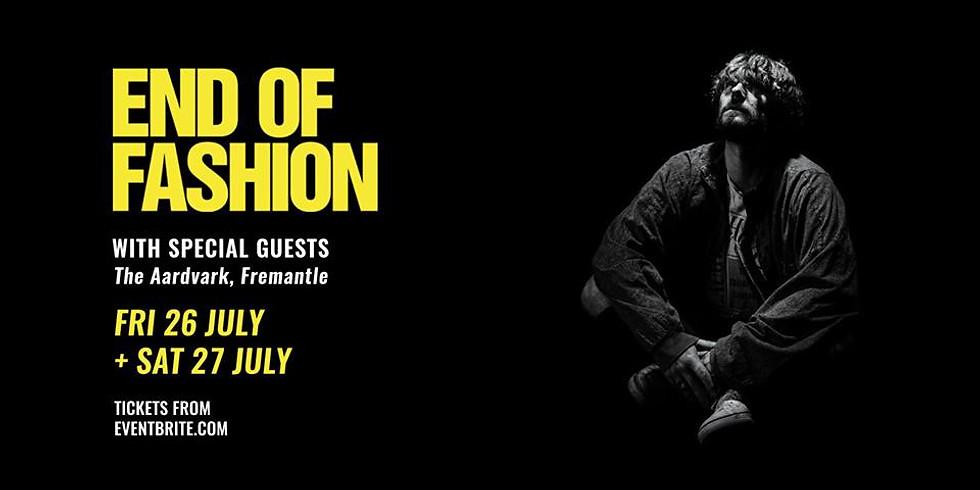 End Of Fashion