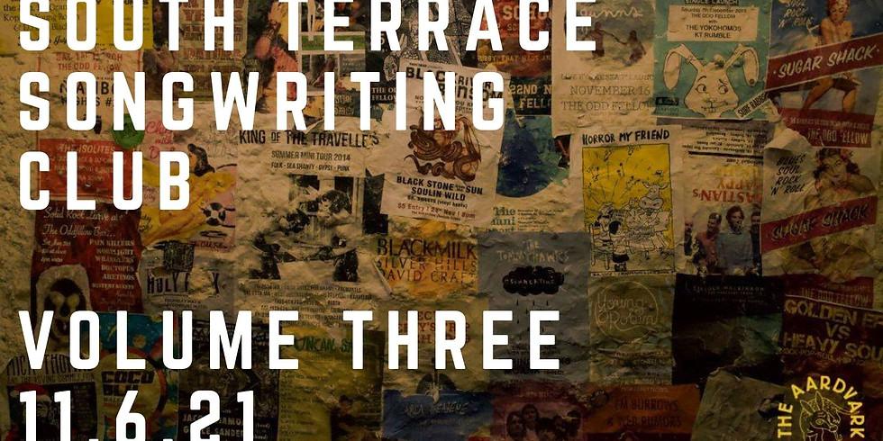 South Terrace Songwriting Club Vol.3