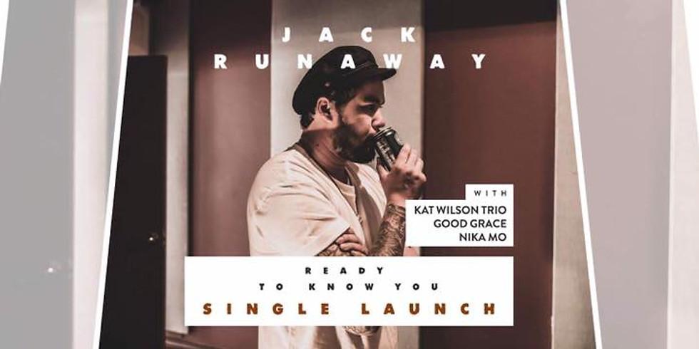 Jack Runaway Single Launch