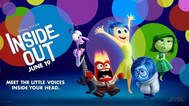 TV-spot Disney/Pixar's 'Binnenstebuiten'