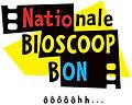 Voice-over voor de Nationale Bioscoopbon.