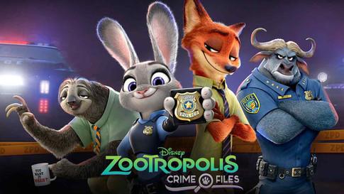Voice-over voor Disney Zootropolis
