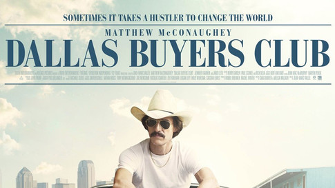 TV-spot 'Dallas Buyers Club'