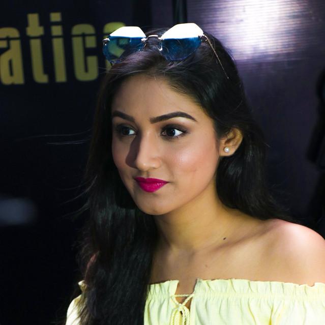 Actress Donal Bisht