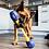 Thumbnail: Tuff Stuffer K9 Connectables puzzle pour chien à remplir de croquettes
