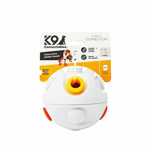 Connecteur Kibble puzzle K9 Connectables balle à friandises pour chiens