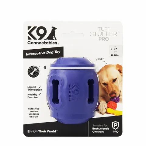 Tuff Stuffer K9 Connectables puzzle pour chien à remplir de croquettes
