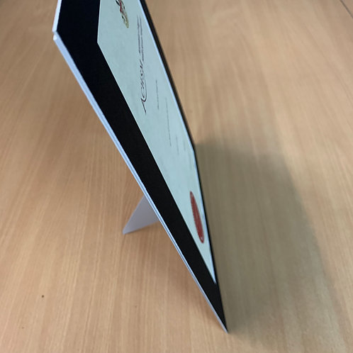 Bevel Cut Matboard Frame- from $7 each