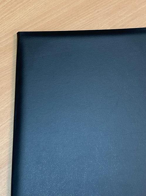 Black Luxury Certificate Folder- from $26 each