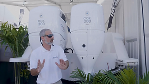 Cox CXO300 Diesel Outboard_ First Look V