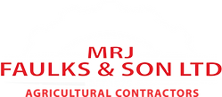 MRJ Faulks & Son Agricutural Contractors