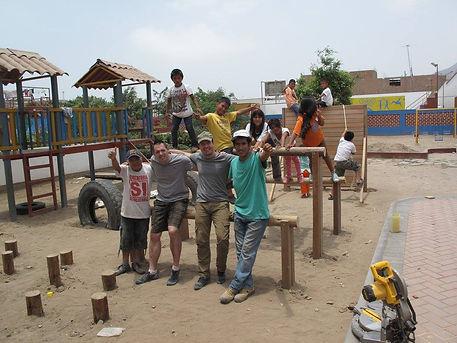 Project Peru Charity PR