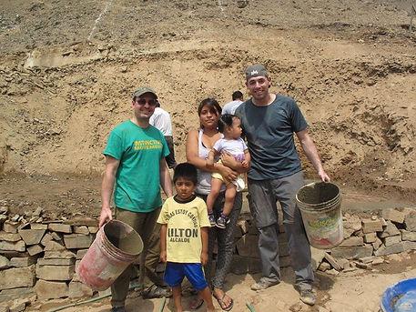 Project Peru Charity Communications