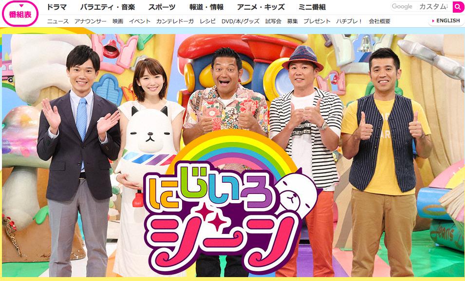 テレビ出演|CORi products