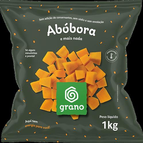 Abóbora Congelada Grano 1kg