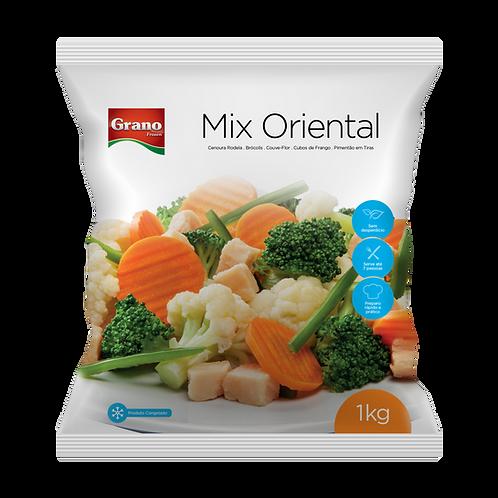 Mix Oriental Congelado Grano 1kg
