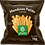 Thumbnail: Mandioca Palito Congelada Grano 1kg