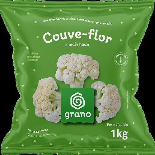 Couve-flor Congelada Grano 1kg