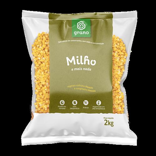 Milho Congelado Grano 2kg
