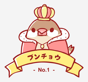 紅文鳥No.1