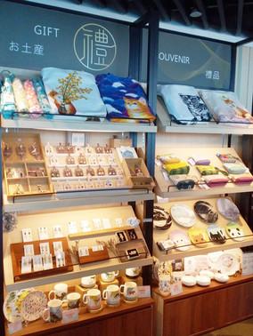 台北101觀景台89F文創禮品店