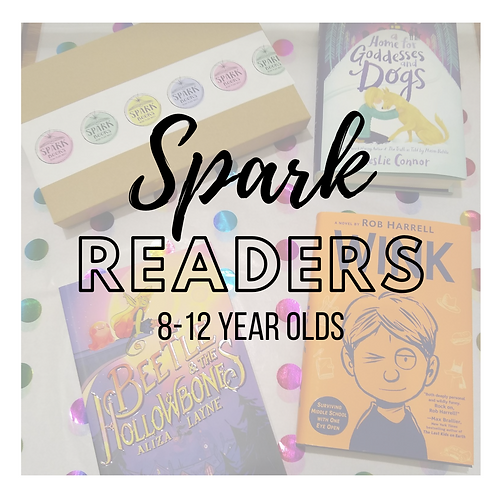 Spark Readers: Subscription Box  (12 months)
