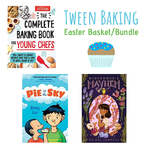 Tween Baking Bundle