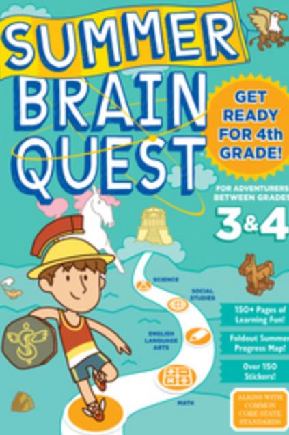 Summer Brain Quest: 3/4