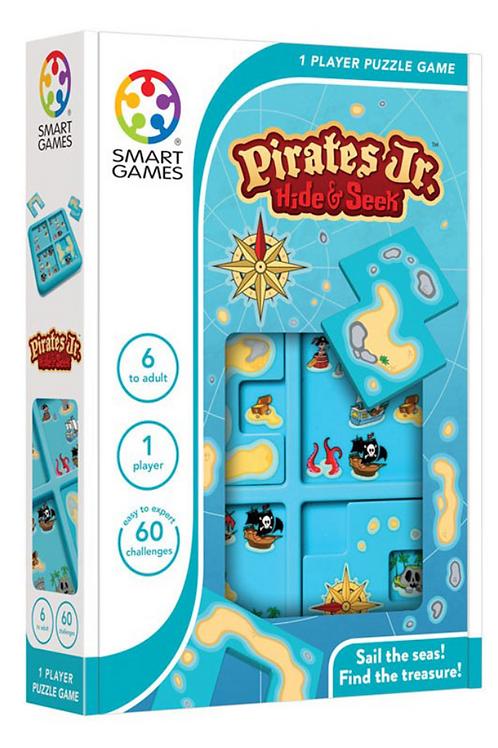 Pirates Jr. Hide and Seek