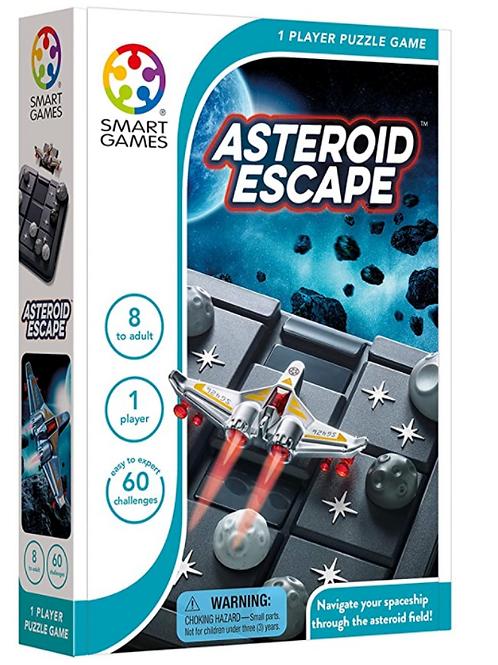 Astroid Escape: Smart Games