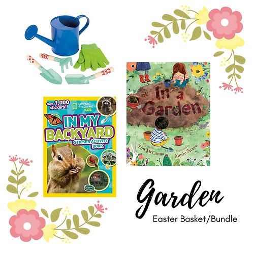 Garden: Easter Basket/Bundle