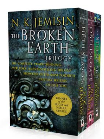 The Broken Earth Trilogy by N. K. Jemisin
