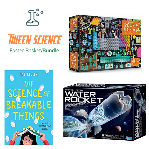 Tween Science Easter Basket/Bundle