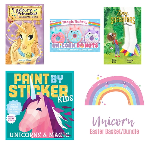 Unicorns: Easter Basket/Bundle