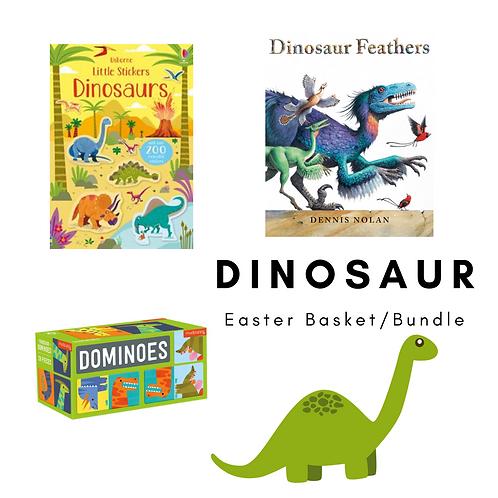 Dinosaur: Easter Basket/Bundle