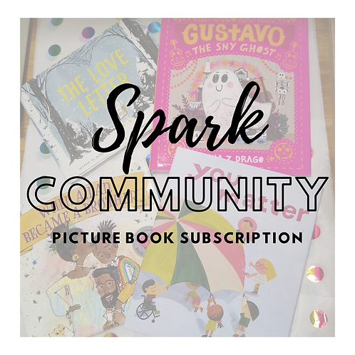 Spark Community: Subscription Box     (3 months)
