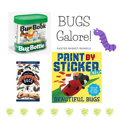 Bugs Galore: Easter Basket Bundle
