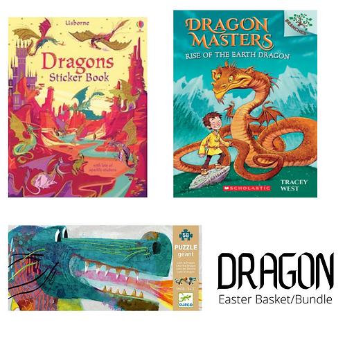 Dragon: Easter Basket/Bundle