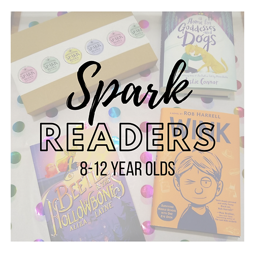 Spark Readers: Subscription Box  (3 months)