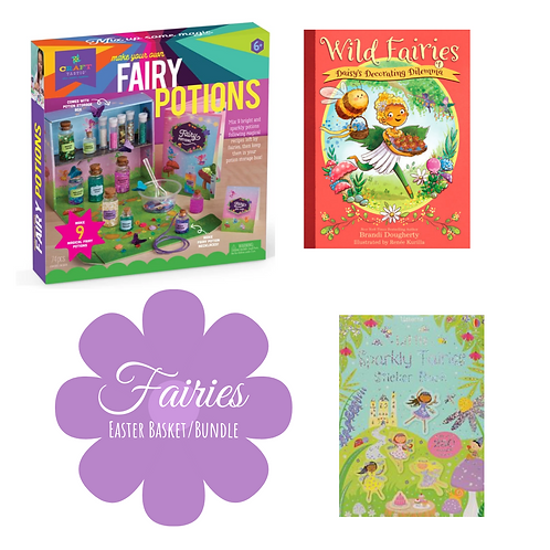 Fairies Easter Basket/Bundle