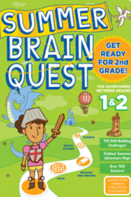Summer Brain Quest: 1/2