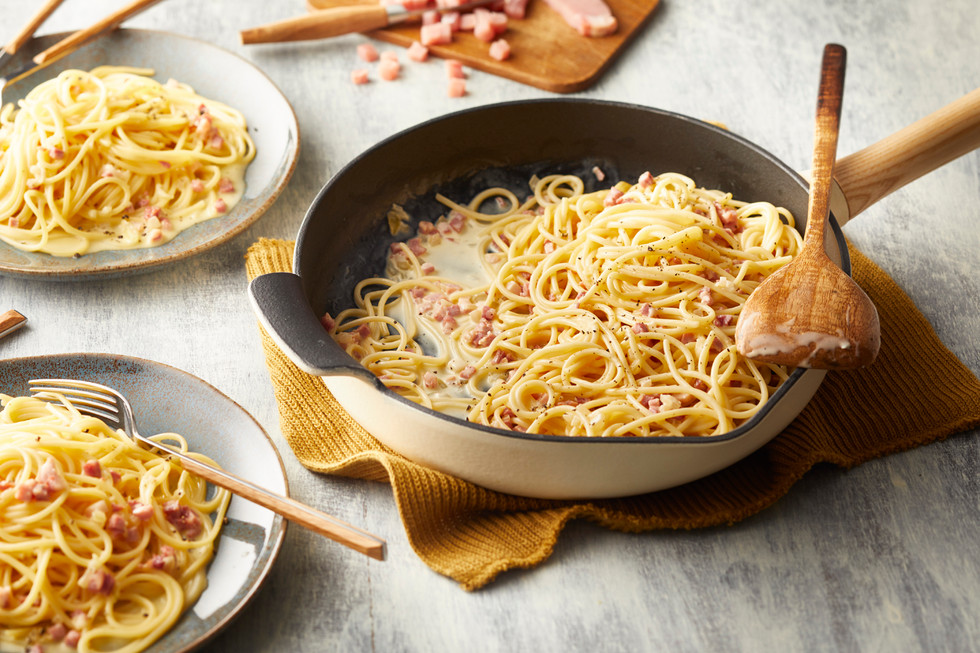 Rewe Spaghetti Cabonara