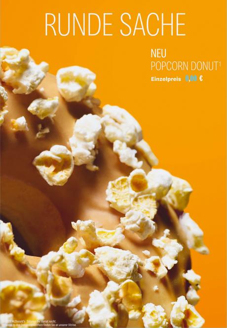 Popcorn Donut