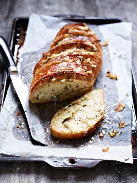 Parmesan Brot