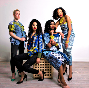 African print design collection by Sosome
