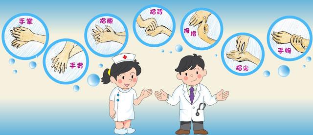 黃天厚-醫生-新冠病毒-勤洗手