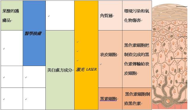 黃天厚-醫生-色斑-治療方法