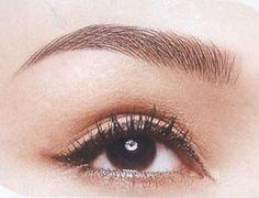 關於塑造眉毛的小知識 | 紋眉、飄眉、洗眉