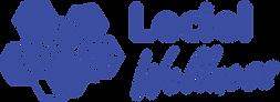 Leciel Wellness Logo_橫藍.png