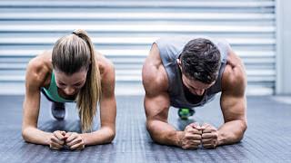 黃天厚-醫生-練肌減脂-運動